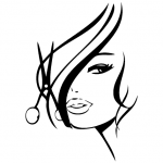 Logo coiffure