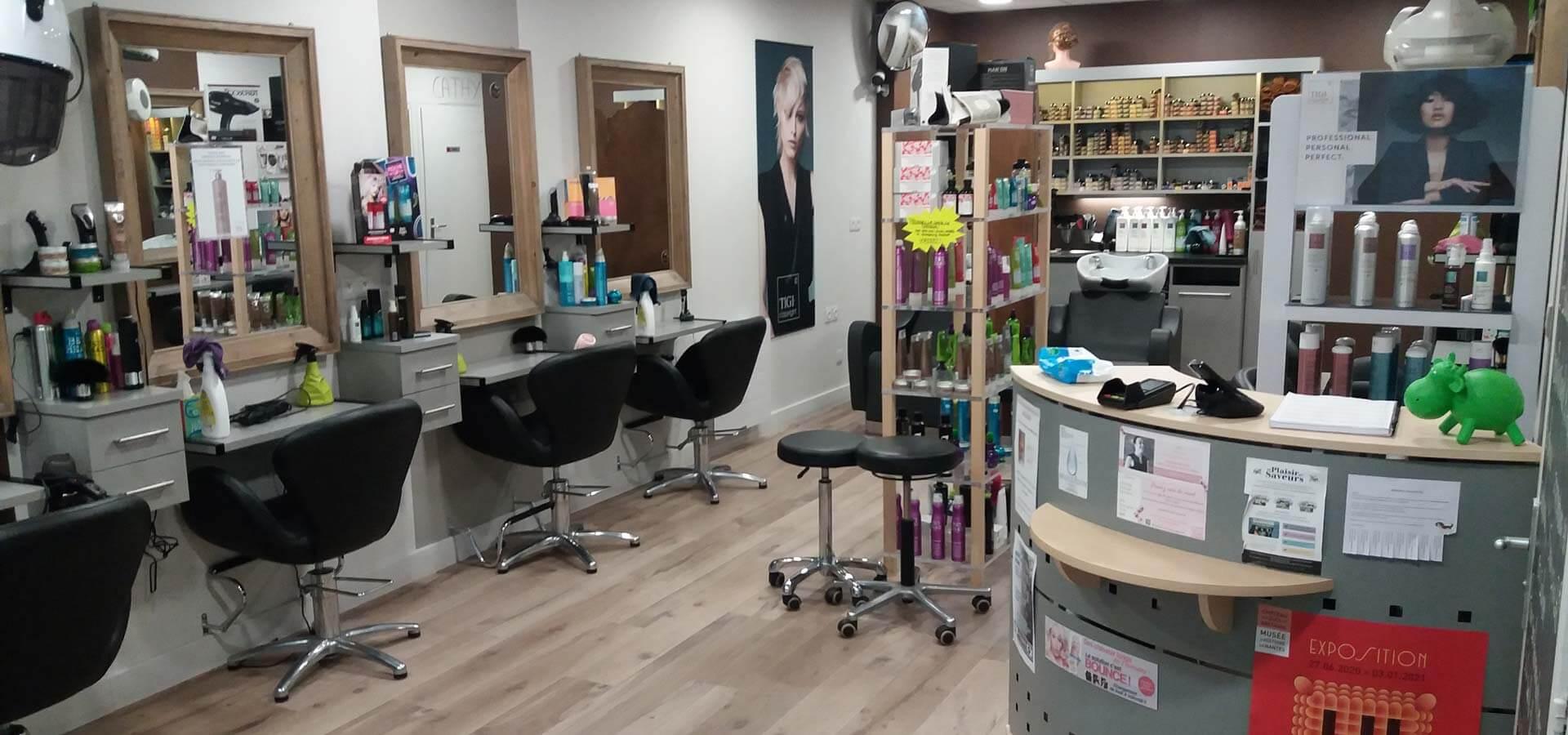 Photo du salon de coiffure 2