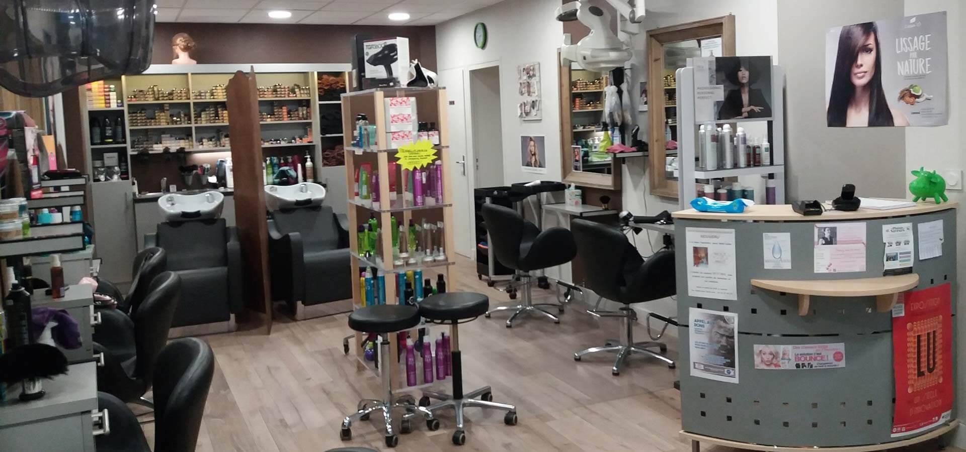 Photo du salon de coiffure 5